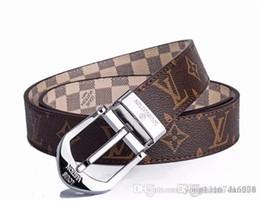 2019 cinturones para hombre de cuero macizo Marca de moda cinturón de cuero genuino de los hombres diseñador de la correa de lujo de alta calidad h lisa hebilla para hombre cinturones para mujeres1 g hebilla de cinturón Jeans correa de vaca