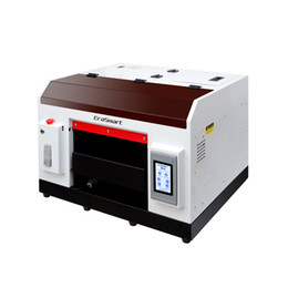 программное обеспечение для планшетов Скидка EraSmart 2019 Uv A3 Планшетный принтер Стеклянная кружка Diy Led 3D УФ-принтер