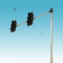 [LTL04] Feux de signalisation, modèle réduit, PCS HO, avec contrôleur de cycle RGY ? partir de fabricateur