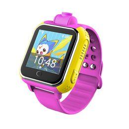2019 Nouvelle 720P Caméra Enfants Montre-Bracelet Q730 JM13 3G GPRS GPS Localisateur Tracker Montre Smart Watch Bébé Montre Avec Caméra ? partir de fabricateur