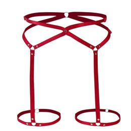 Le gambe dei calzini delle guarnizioni online-Reggiseno con cinturino regolabile con bretelline Reggiseno con bretelle autoreggente con bretelle Reggiseno con cintura elastica regolabile da donna