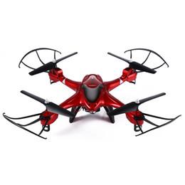 SJ X300 - 2CW 2.4 GHz 4CH RC Quadcopter Drone 4D Eversion WIFI Transmisión en tiempo real con cámara de 0.3MP desde fabricantes