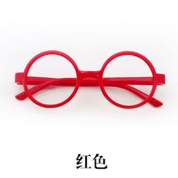Atacado Crianças rodada armações de óculos de olho novo e moderno popular armações de óculos design bonito crianças usado armações de óculos de