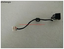 Computer Cables 1-10PCS DC Power Jack Charging Port Socket Connector for Lenovo 300S 300S-14 300S-14ISK 500S-14 500S-14ISK DC Jack with Cable Cable Length: 1 PCS