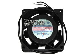 Wechselstromkühler online-8cm SJ8025HA1 110V SJ8025HA2 SJ80025HA2 220V 50 / 60Hz 2Wire AC-Lüfter, Lüfter