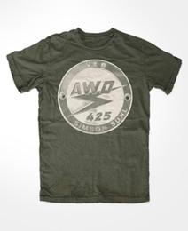 AWO 425 Logo T-Shirt OLIV S51 S50 Schwalbe DDR Zweirad Kult Simson LogoFunny livraison gratuite Unisexe Casual Tshirt ? partir de fabricateur
