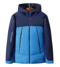 ea6333a522 2019 New arrived men down north jacket winter men warm coat jacket 90% duck down  hooded face jacket 108