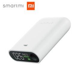 Xiaomi Mijia Smartmi PM2.5 Détecteur D'air Portable Sensible Mijia Qualité De L'air Testeur LED Écran Trois Couleurs Indicateur Numérique ? partir de fabricateur