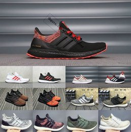 high quality women casual sneaker Coupons - 2019 New Ultraboost 3.0 4.0 Sports Shoes Men Women High Quality Chaussures Ultra Boosts 4 III White Black Athletic Casual Luxury Sneakers