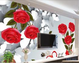 2019 arte abstrata da lona da borboleta 3d quarto papel de parede personalizado foto mural pintados à mão rosa 3D abstrato borboleta moda fundo wall wall art lona papel de parede para paredes 3 d desconto arte abstrata da lona da borboleta