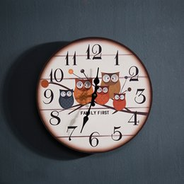 londres adesivos Desconto Grande 3d Criativo Relógio de Parede Design Moderno Home Decor Adesivo Vintage Nordic Relógio Wandklok Relógios De Parede De Luxo De Londres WBY048