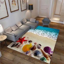 Impressões florais amarelas on-line-Navio livre 3D Flores e Praia sala de Impressão tapete retângulo quarto tapetes de chão sofá cabeceiras almofada do pé janela da baía almofada Eco-Friendly
