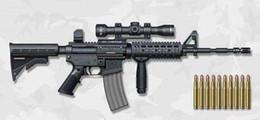 TOYSGIFTS MODEL TOYS GUN TOYS Completamente equipaggiato con fucile d'assalto M416 Fuoco continuo Bomba d'acqua AWM 98K Sniper Gun da regali all'ingrosso di guerra mondiale fornitori