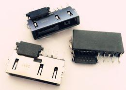 conectores de carregamento para laptop Desconto New Laptop DC Jack tomada de carga conector de porta para Lenovo Thinkpad E450 E450C