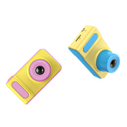 New Item Children's HD camera 2.0 inch LCD display supports 32GB memory card Photo mode 200,000 pixels Video recording playing games de