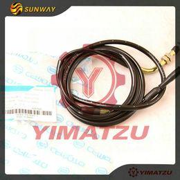 2019 partes del cable del acelerador YIMATZU ATV Quad Parts CABLE DEL ACELERADOR para CF600-5 UTV BICICLETA NÚMERO 4050-101500 partes del cable del acelerador baratos