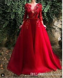 bd750be3f0 Pannello Esterno Staccabile Del Vestito Da Cerimonia Nuziale Rosso ...