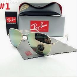 53a18a39cecc93 8 Fotos Online Kinderbrillen Kaufen-Top Qualität Ray-Ban Sonnenbrille Pilot  Männer Frauen Kinder UV400 Band