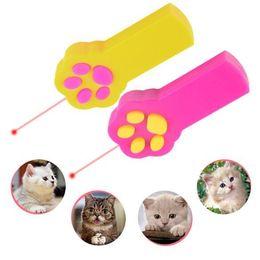 Katzen Training elektrisches Katzenspielzeug Laserspielzeug Katzen infra-red Toy Spiel Spielzeug