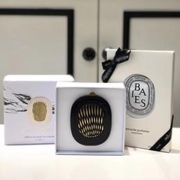 Saqueta de carro difusor eletrônico com cápsula grande perfume de alta qualidade desodorante ar fresco durável entrega rápida de