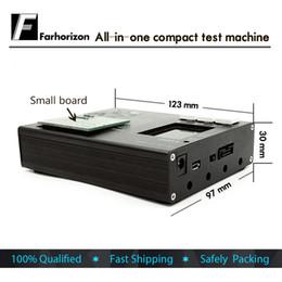 2019 suppression de la colle uv 8 en 1 LCD Écran Tactile Digitizer Affichage Testeur Conseil Machine D'essai Machine-outil pour iPhone 4 5 5 6 7 8 Plus