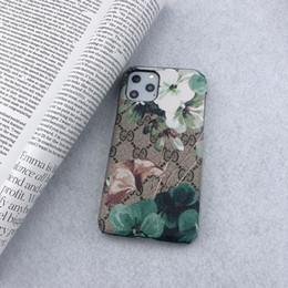 capa de couro cubot Desconto flor desenhador Caso marca Mobile Print Telefone iphone 11 11 Pro Max 6 6S 7 7plus 8 8plus para iphone X XS XR XS Max casca dura tampa traseira 01