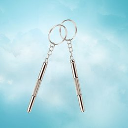 Uhr reparieren brille online-Hohe Qualität Reparatur Schlüsselanhänger Werkzeug Schlüsselbund Schraubendreher Werkzeug Für Zuhause Sonnenbrillen Brillen Handy Uhr