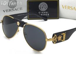 2019 blaue mondbrille Männer Frauen Mode Sonnenbrillen 173