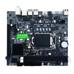 2019 carte mère b75 VAKIND P67 PC LGA1155 Ordinateur de bureau Carte mère DDR3 Carte mère remplacée H61 B75 promotion carte mère b75