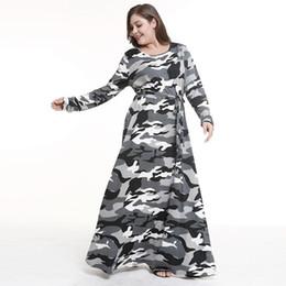 4d182cb06 Distribuidores de descuento Mujeres Gordas Vestidos Casual ...