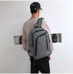 2019 berühmte laptop-rucksäcke Designer Rucksack Taschen Berühmte Rucksack Hohe Qualität Schultasche Usb Laptop Rucksack für Mädchen Jungen Jugendliche Big Bookbag günstig berühmte laptop-rucksäcke