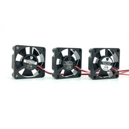 2019 35-мм вентилятор Лучший бесшумный вентилятор 3510 35x35x10MM 24 В 12 В 5 В Подшипник для жидкости 35 мм видеокарта безщеточный вентилятор охлаждения 2pin Вентилятор скидка 35-мм вентилятор