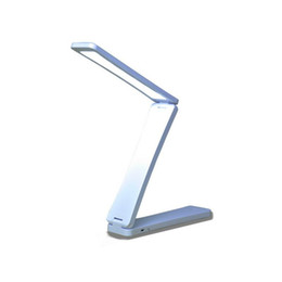 12-вольтовая лампочка Скидка Открытый солнечный три складные фонари перезаряжаемый USB настольная лампа