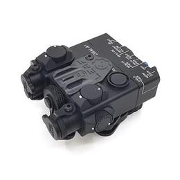 LED tattico CREE DBAL-A2 a luce bianca con laser rosso integrato Vieni con la luce della pistola del fucile da caccia con interruttore remoto da