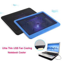 usb fan for tablet Promo Codes - Laptop Cooling Mini Fan USB Interface Tablet Cooler Cooling Pad Mute Design Safe For Notebook Computer Fan