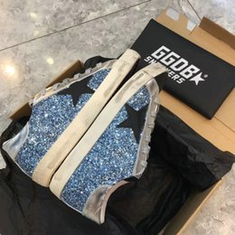 old sneaker brands Promo Codes - Italy Deluxe Brand Navy Crystal Sequins Golden Xxs