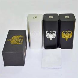 kits mecânicos Desconto Vaperz Nuvem Martelo de Deus V3 Box Mod eletrônico E-Cigarette mecânico Mod Vape caber 4pcs 18650 bateria para 510 RDA RBA RTA Atomizers Kit