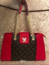 nome do desenhista malas Desconto 2019h estilos Handbag designers famosos marcas Nome Moda Couro Bolsas Cor contraste zipper saco AQ1
