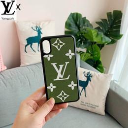 Цепочка кошелек телефон дела онлайн-Yangzizhi Нового Xs Max Dark Green Flower Phone Case Длинный кошелек цепь бумажники Компактный кошелек Клатчи вечер Key