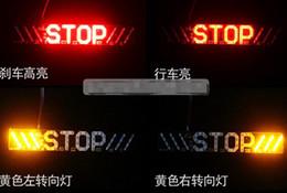 Indicateur de signe d'arrêt de lumière de frein moto OEM bricolage imperméable ? partir de fabricateur