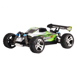 Remoto monster truck online-Vintagelll RC Car 1:18 Electric 2.4G 4WD Control Remoto Corto curso Monster Truck Rock Crawler Off Road RC Automóvil Juguetes