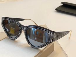 2019 occhiali da sole decorativi luxury Fashion designer Occhiali da sole Rectangle Frame Occhiali da avanguardia in stile trendy UV400 Occhiali da sole decorativi di alta qualità con scatola occhiali da sole decorativi economici