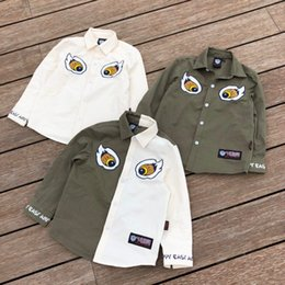 top quality kids t shirt casaul T-shirt kids clothes boys girls kids tops baby boy girl clothes 200207-43#355 desde fabricantes