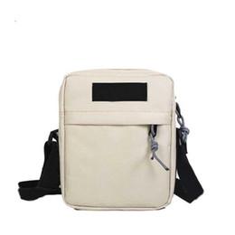 Borse messenger mini per gli uomini online-Borsa a tracolla con lettera stampata borsa a tracolla design uomini Oxford spalla lusso cross-body borsa cerniera per le donne vendita calda