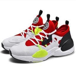 ccccd626aca7 scarpe da ginnastica per uomo di primavera Sconti 2019 Nuovi uomini Scarpe  da corsa Cross-