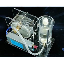 batería hitachi Rebajas Máquina de electrólisis de agua Generador de oxígeno de hidrógeno Oxígeno-hidrógeno Generador de llama Soldador de agua grande