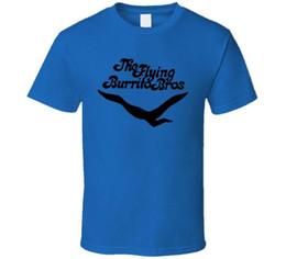 Canada Le Flying Burrito Brothers Eagles Musique Légendes T Shirt 2018 Nouveau Pur Coton À Manches Courtes Hip Hop Mode T-shirt Pour Hommes cheap eagles music Offre