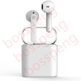 auriculares bluetooth iphone 4s Rebajas Generación 2 Auriculares Bluetooth Auriculares Auriculares GPS pelado posicionamiento Cambiar nombre automático, haciendo que aparezca la ventana pk i12 i10 i9s i500 i7s TWS