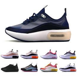 Se sport online-nike Air Max dia airmax dia shoes 2019 Dia Se Laser Fuchsia Herren Laufschuhe Designer Triple Schwarz Weiß Rosa Rot Grau Dias Se Racer Damen Outdoor Sports Sneakers