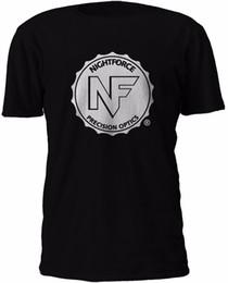 Argentina Nueva camiseta Nightforce Rifle Scope con logo Divertido envío gratis Unisex Casual top cheap rifle scope free shipping Suministro